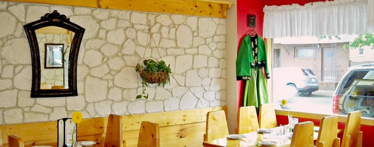 Cafe Polonia interior